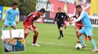 El Universitario de Deportes vs. Llacuabamba por la Liga 1 tuvo un momento bastante peculiar en las redes sociales.