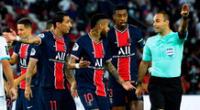 PSG no pudo ante Marsella y cayó 1-0.
