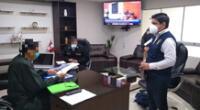 Fiscalía intervino dos locales de la III Macroregión Policial La Libertad-Ancash