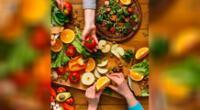 Alimentos ricos en vitamina B.
