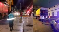 En pleno operativo en calles del Callao
