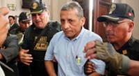 El Poder Judicial de Cajamarca rechazó liberar al etnocacerista Antauro Humala