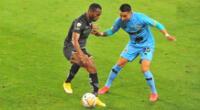 Binacional y LDU se enfrentaron por la fase de grupos de la Copa Libertadores | Foto: @BinacionalFC
