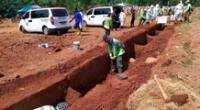 Los infractores que no acaten el protocolo sanitario deberán ayudar a los sepultureros.