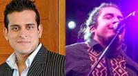 Christian Domínguez y Mauricio Mesones saludan en su aniversario a El Popular