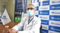 Hospital de EsSalud atendió a pacientes con cáncer y logró salvarles la vida.