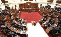 Congreso aprobó norma sobre financiamiento de partidos políticos.
