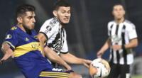 Sigue todas las incidencias del Boca Juniors vs. Libertad por El Popular | Foto: Twitter