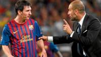 Messi y Guardiola guardan una gran relación.