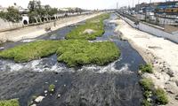 El río Rímac abastece más que del 80% de agua a la ciudad de Lima.