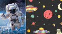 Reto viral: encuentra los  5 objetos perdidos en el espacio.