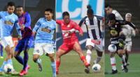 Revisa todos los detalles que dejó la fecha 12 del Torneo Apertura | Foto: @LigaFutProf/composición