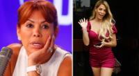 Sheyla Rojas se alejó de Estás en todas tras darse a conocer su acercamiento a Luis Advíncula, y esto la llevaría a tomar medidas legales contra Magaly Medina.