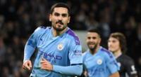 Gundogan dio positivo al Covid-19 y se perderá tres partidos del Manchester City.