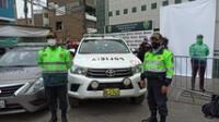Violenta persecución y balacera en Chorrillos