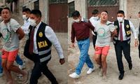 Capturan a presunto violador en Ayacucho