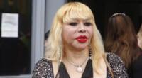 Susy Díaz asegura que no participó en fiesta.
