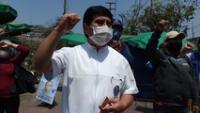 Piden la renuncia de director del hospital Hipólito Unanue