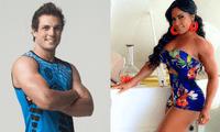 Nicola Porcella llegó a Miami a visitar a su compañera de Guerreros 2020, Maripily Rivera, y sorprendió con el trato cariñoso entre ambos.