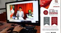 Poder Judicial capacitará a operadores de aplicativo web