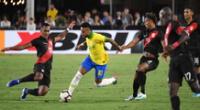 Perú y Brasil se enfrentarán en el arranque de las Eliminatorias.