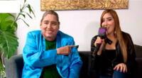 Tongo presenta a su hija como cantante.