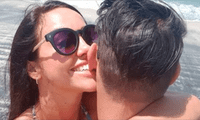 Paloma Fiuza aseguró que su pareja Sergio García no tiene interés en la TV, y que le incomodan las cámaras tras el ampay de Magaly TV La Firme.
