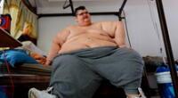El hombre que obtuvo el récord Guinness al más obeso del mundo venció al COVID-19