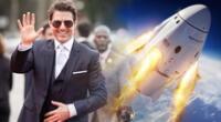 Tom Cruise cuenta con el apoyo de Elon Musk y la NASA.