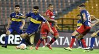 Boca Juniors y Medellín disputaron un intenso partido en Copa Libertadores | Foto: @BocaJrsOficial