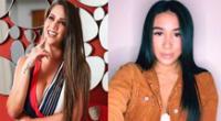 Samahara Lobatón confirma reconciliación con Melissa Klug.