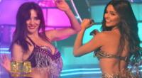 EEG: Rosángela Espinoza le vuelve a ganar duelo de TikTok a Luciana Fuster
