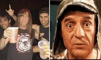 Los usuarios en las redes sociales realizaron cientos de memes tras descubrir el parecido del hombre argentino con el popular 'Chespirito'.