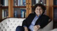 Susel Paredes confirma su postulación a las elecciones 2021