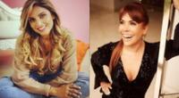 Magaly Medina habló sobre la salida del aire del programa de Karina Rivera.