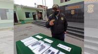 Policías detienen a peligros delincuentes en Carabayllo.