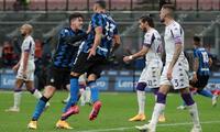 La locura en el Inter por la victoria alcanzada ante Fiorentina.