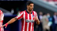 Lucho Suárez promete más goles en el Atlético.