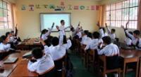 Clases escolares presenciales podrían empezar en marzo del 2021.