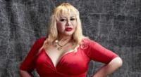 Susy Díaz celebra sus 57 primaveras, soltera y con nueva dieta