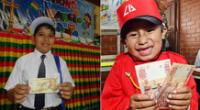 Conoce hoy la fecha en la que te toca cobrar el bono Juancito Pinto en zonas urbanas y zonas rurales de Bolivia.