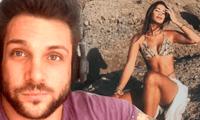 Nicola Porcella reveló que le quitó el like que le dio a su ex Brunella Merino por no molestar a su pareja Alejandra Campaña.