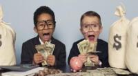 La educación financiera debe empezar desde niños y en casa.