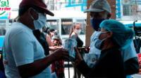 """""""Segunda Oxigenatón"""", campaña para la implementación de la planta de oxígeno medicinal en San Juan de Lurigancho."""