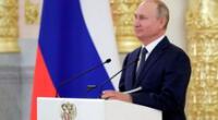 Vladimir Putin recibirá la vacuna rusa contra el COVID-19 antes de visitar Corea del Sur.