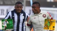 Wilmer Aguirre y Antonio Gonzáles, ex jugadores de Alianza Lima y Universitario respectivamente, fueron anunciados por todo lo alto.