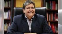 Alan García habría usado dinero ilícito en inmobiliarias.