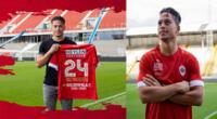 Cristian Benavente tendrá un nuevo desafío en su carrera | Foto: @official_rafc/composición