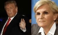 La representante de la OMS le deseó una pronta recuperación a Donal Trump.
