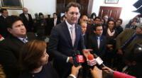 Aprueban informe que declara procedente denuncias contra excongresistas Salaverry.